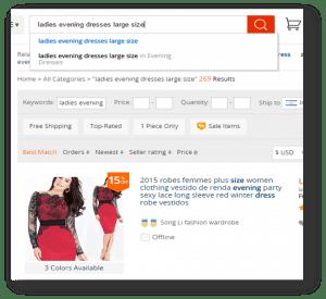 שמלות ערב מידות גדולות קניות באינטרנט