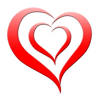 תמונו ליום האהבה ולנטיין דיי לב LOVE